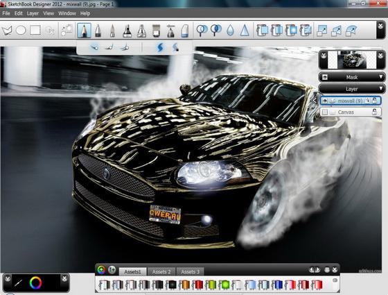 Cheap Autodesk SketchBook Designer 2012